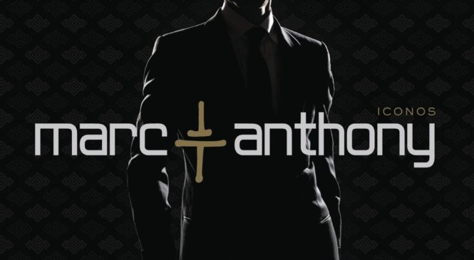 Marc Anthony – Iconos (Álbum 2010)