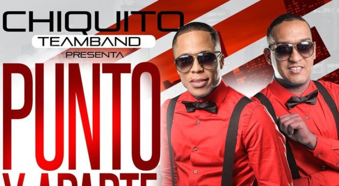Chiquito Team Band con gran exito en Estados Unidos