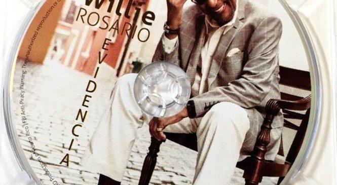Willie Rosario – Evidencia (Álbum 2016)