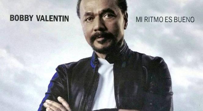 Bobby Valentín – Mi Ritmo es Bueno (Álbum 2016)