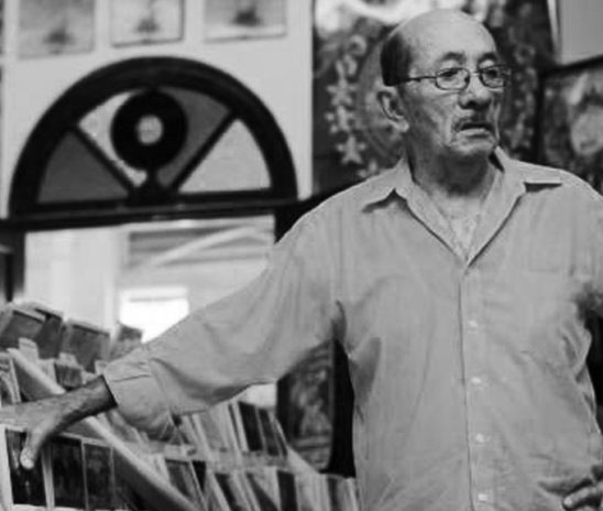Murio el promotor musical Rafael Viera