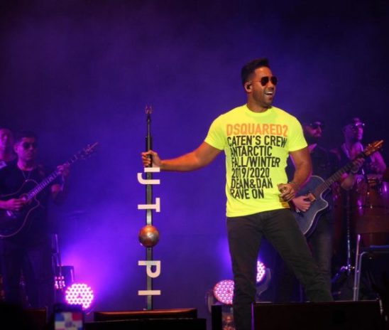 Romeo supera las cien mil personas en conciertos de RD